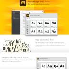 Adobe lanza un recurso de fuentes gratis