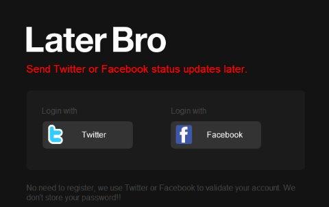 Como programar tus entradas de Facebook