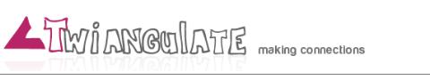 Twiangulate - analizando conexiones entre amigos y seguidores