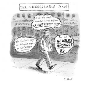 el hombre ungooglable