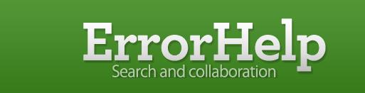 Como consultar la mayor base de datos de errores