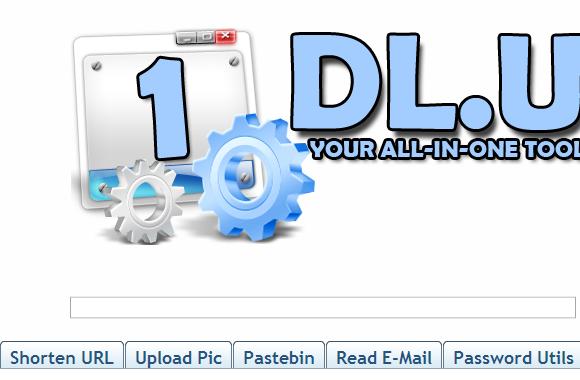 1dl.us una Webpage todo-en-uno