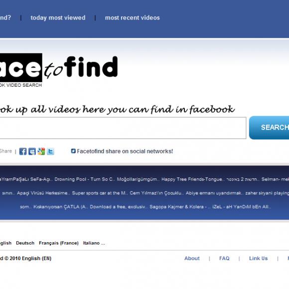 Como encontrar y descargar videos de Facebook