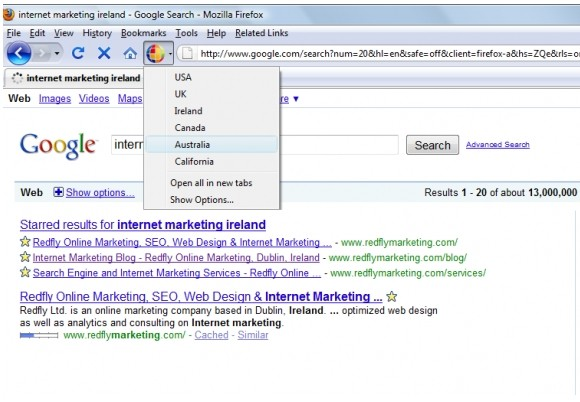 Google Global una extensión SEO