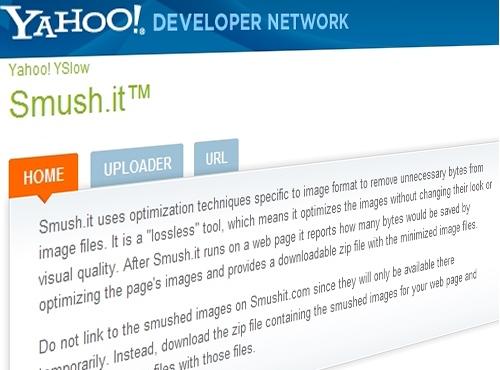 Como optimizar imágenes con Smush-it