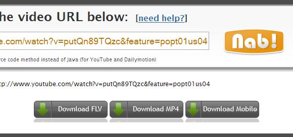 Como bajar videos de YouTube con ClipNabber