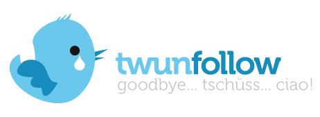 Como mantenerte informado cuando dejan de seguirte en Twitter con TwUnfollow