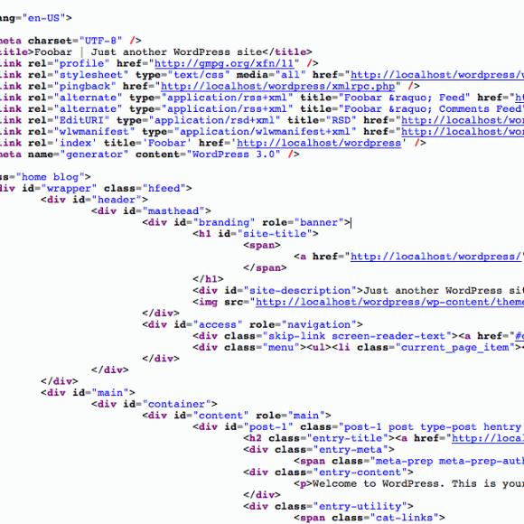 Un plugin para dar formato a los archivos del blog