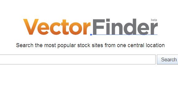 Como buscar imágenes vectoriales con Vector Finder