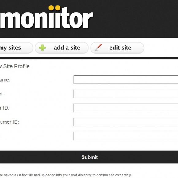 Como controlar tus sitios Web con Moniitor