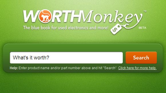 Como buscar buenos precios con Worth Monkey