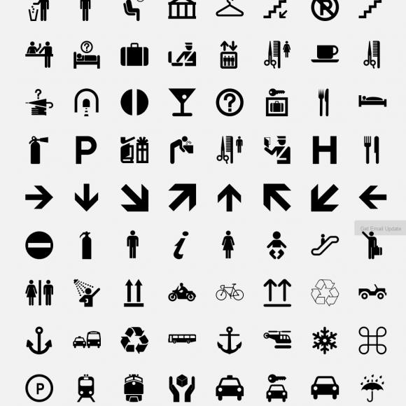 Símbolos gratis para compartir en NounProject
