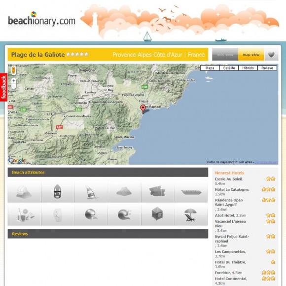 Todas las playas de Brasil en Beachionary