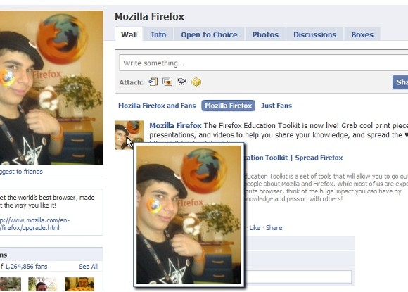 Una mejor experiencia con las fotos de Facebook con Facebook PhotoZoom