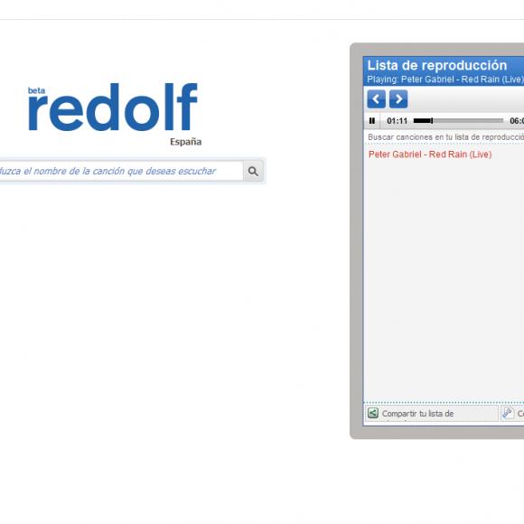 Redolf | buscador de música
