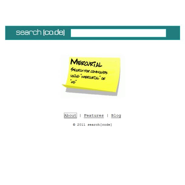 Como buscar códigos con Search Code