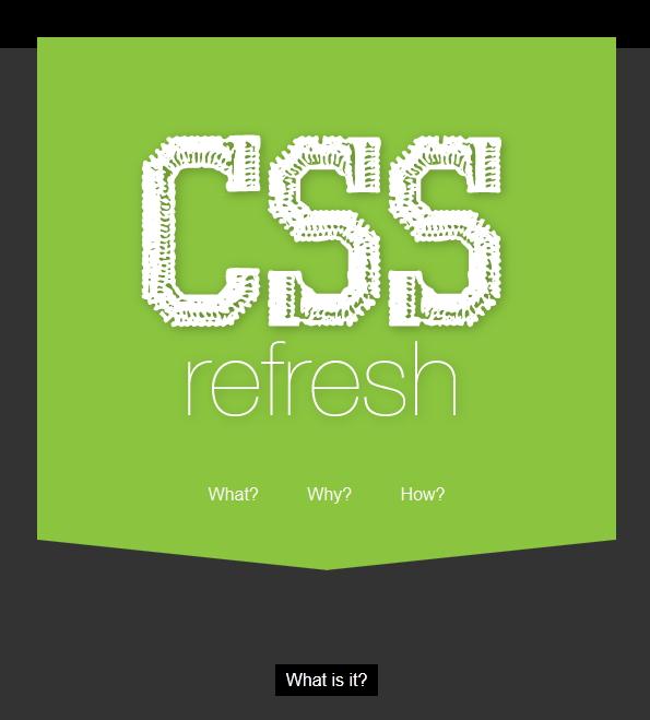 Como aplicar estilos CSS inmediatamente