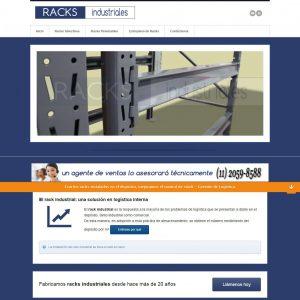 Fabricación y ventas de racks industriales