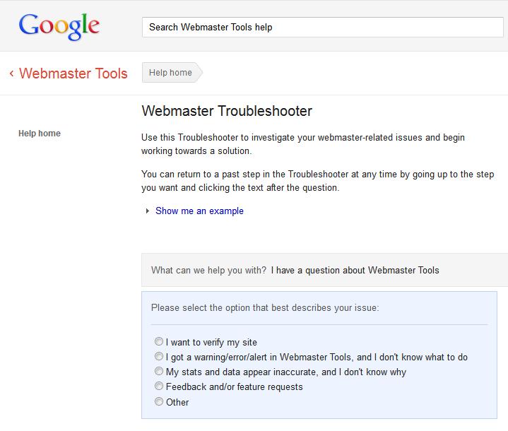 El solucionador de problemas de Google