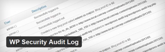 Mejor seguridad con WP Security Audit Log